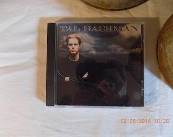 Tal Bachman music CD