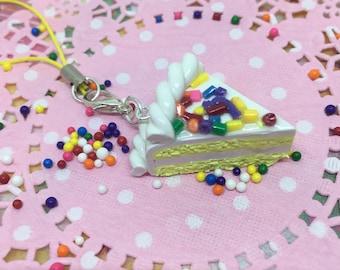 Birthday Cake Charm