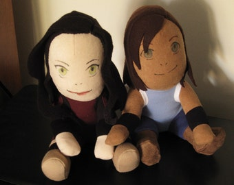 Legend of Korra - Korrasami Plush Dolls