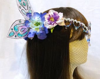 Frost Princess Fairy Crown
