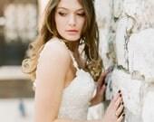 Wedding Headband, Bridal Headband, Bridal Hair Vine, Crystal Headband, Crystal Hair Vine, Pearl Headpiece, Crystal Headpiece - Breathless