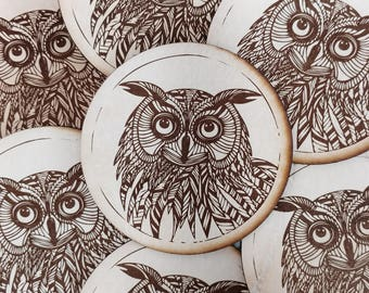 Owl Laser Patch ADD-ON