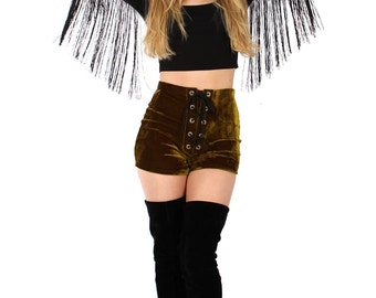 Aura Fringe Crop Top