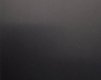 "Anodized Aluminum Sheet - 5"" x 6"" - 24 gauge. Dark Grape. 0.020"" thick. Alloy 505"