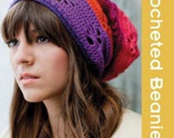 Twenty to Make Crocheted Beanies pattern book