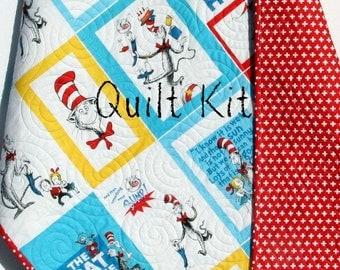 Diy cat hat   Etsy : cat in the hat quilt kit - Adamdwight.com
