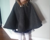 Double Lined Fleece Carseat Poncho for Candice Van Houtan