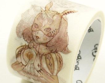 Persona - Japanese Washi Masking Tape - 30mm Wide - 5.5 Yards