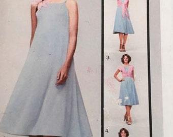 Butterick 5380 Everyway Dress