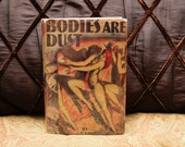 """Noir Rare Book: """"Bod..."""