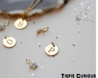 letter necklace alphabet initial necklaces letter a b c d e gold plated style chain size can be adjusted lovely gift