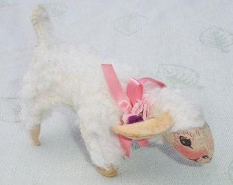 RARE Adorable 1992 Annalee Sheep Doll