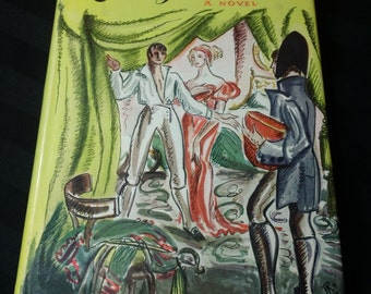 The Twelfth Physician by Willa Gibbs ~ Vintage 1954 Hardcover Historical Napoleonic French Revolution Fiction Book