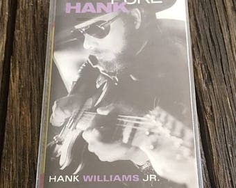 Hank williams jr | Etsy