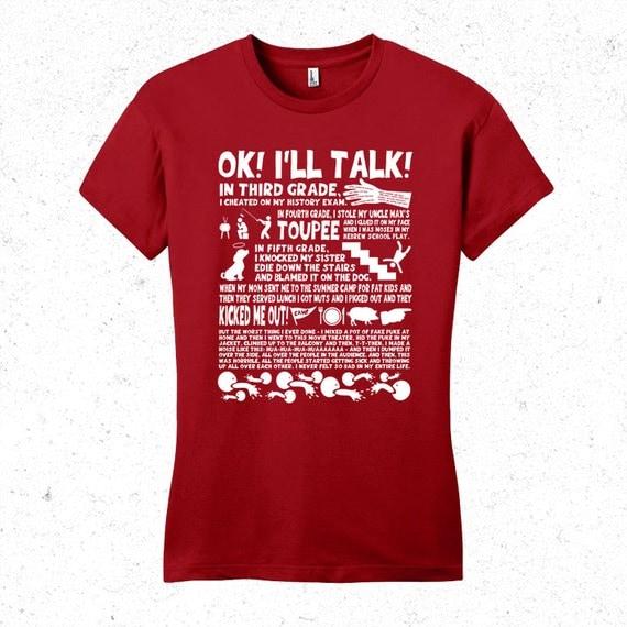 Goonies T-Shirt women's - Chunk t-shirt