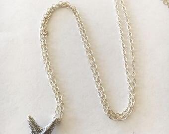 Dainty Necklace, Starfish Necklace, Made in Hawaii, Maui Jewelry, Hawaiian Jewelry, Gifts for her, Birthday Present, Hawaiian Necklace