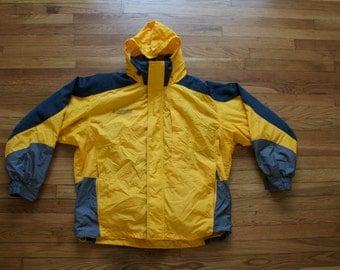 Columbia Sportswear Jacket ( w Zip out fleece)