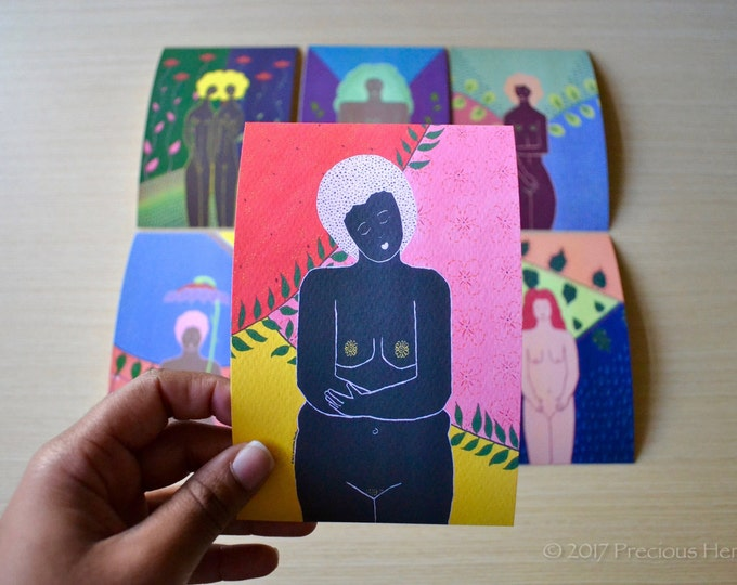 Form • Collectible Postcard Set • Seven 4x6 Prints