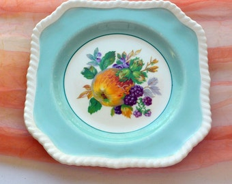 Johnson Brothers Plate - England, Old English, Fine China - Vintage - Beautiful!