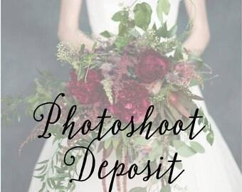 Photoshoot Deposit for Photographers