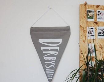 PRE ORDER Derbyshire Grey Pennant