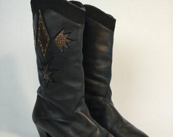 Boho boots 38-39