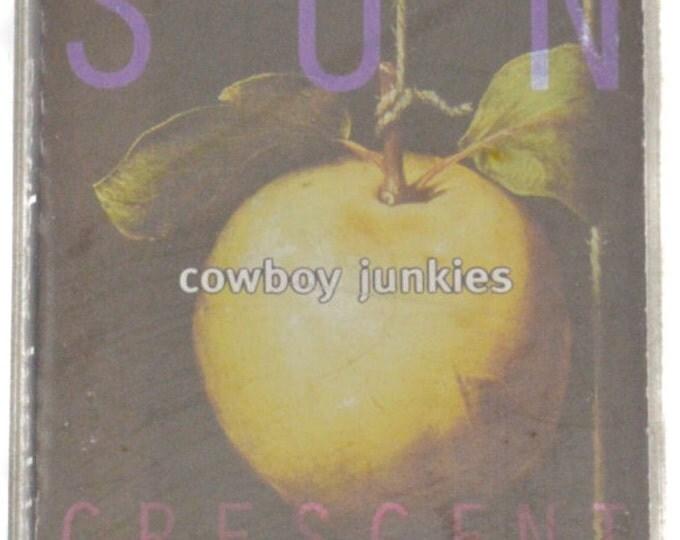 Vintage 90s Cowboy Junkies Pale Sun Crescent Moon Album Cassette Tape