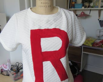 Team Rocket t-shirt ,embroidered, pokemon, cosplay, costume