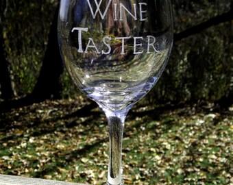 Professional Wine Taster Wine Glass