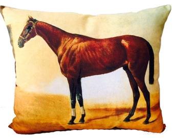 thoroughbred cushion ON SALE