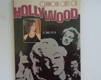 Gamour Girls of Hollywood Book
