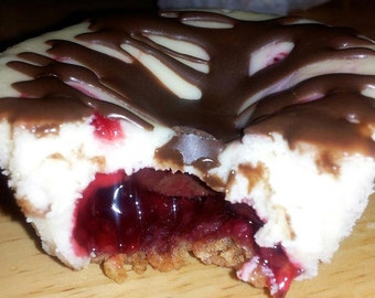 """6 Pack """"Date Night""""  HappyBottoms Cheesecakes"""