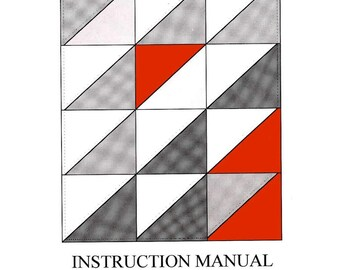 ELNA 6003 Quilters Dream instruction Operatig manual 50 pg