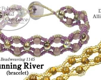 Running River Bracelet (Pattern)