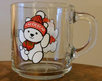 Lazarus Lazzie Bear Coffee Mug (1989)