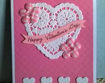 Valentine Card, Generic, Handmade