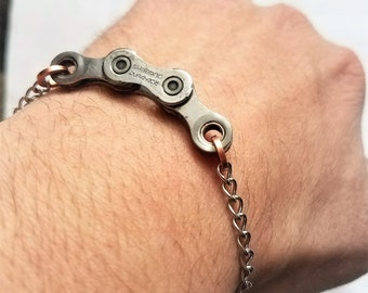 Bike Chain Jewelry Etsy