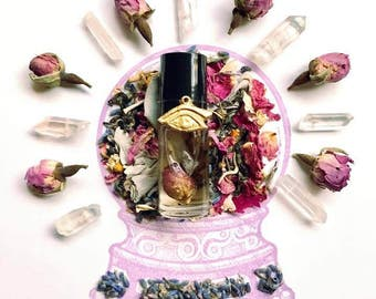 Esotérica Crystal Elixir Perfume Oil