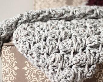 PDF Crochet Pattern - Charlotte Blanket