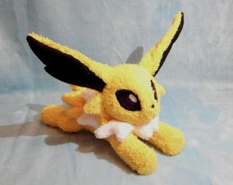 Jolteon Floppy Plush