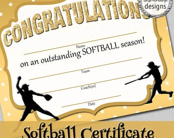 Welcome to troop certificate 85x11 4 vest colors softball certificate instant download 85x11 word yelopaper Images