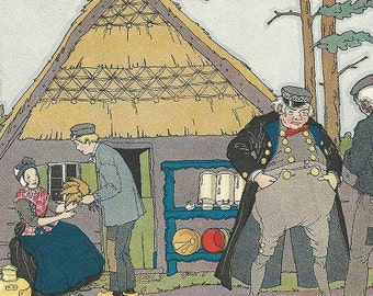 Holland illustrations Miska Petersham 1926 download