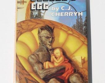 Cuckoo's Egg by C.J. Cherryh - DAW Books 1985