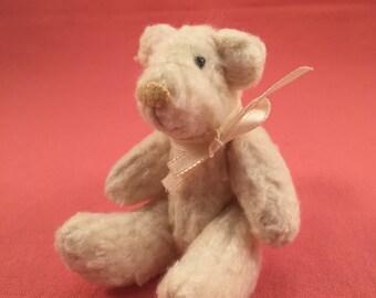 OOAK Handmade Quality Sherpa Teddy Bear