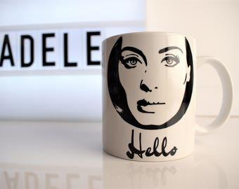 Adele | Hello - 11oz Coffee Mug
