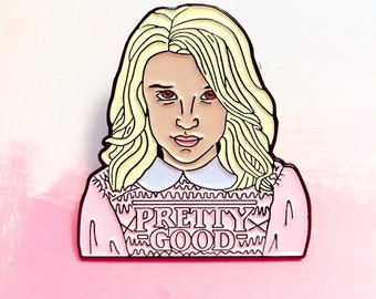Pretty Good Eleven Soft Enamel Pin - Stranger Things