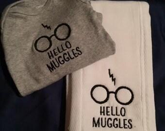 Hello Muggles set