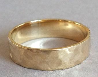hammered wedding band mens hammered wedding ring mens wedding band wedding band