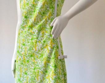 Vintage 1960s Lilly Pulitzer Cotton Dress