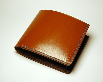 Brown Leather Coin Wallet Brown Wallet Billfold Brown Bifold Wallet Brown Billfold Wallet Wallets For Man Mens Wallet Mens Leather Wallets